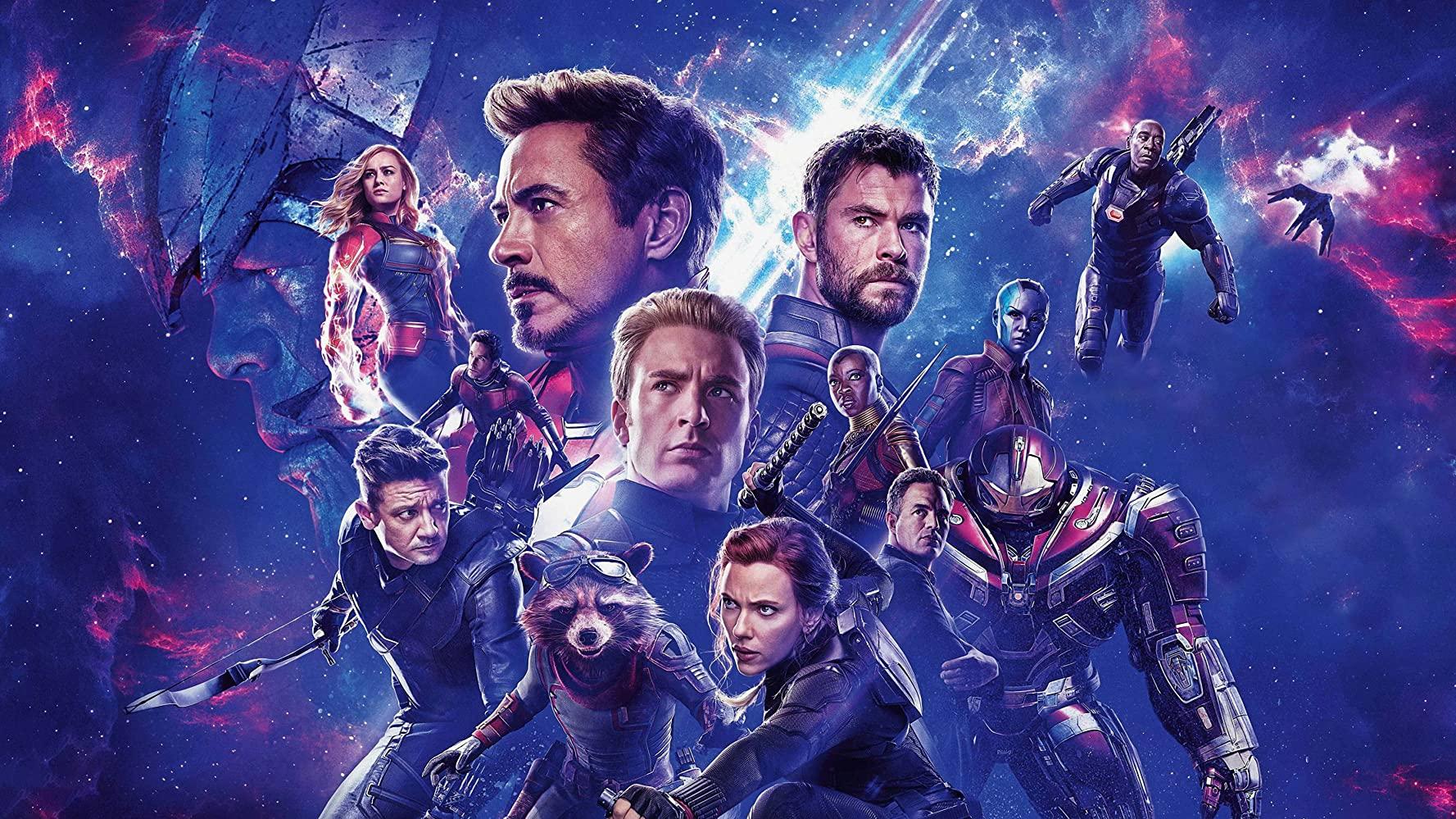 Avengers Endgame Marvel 2019