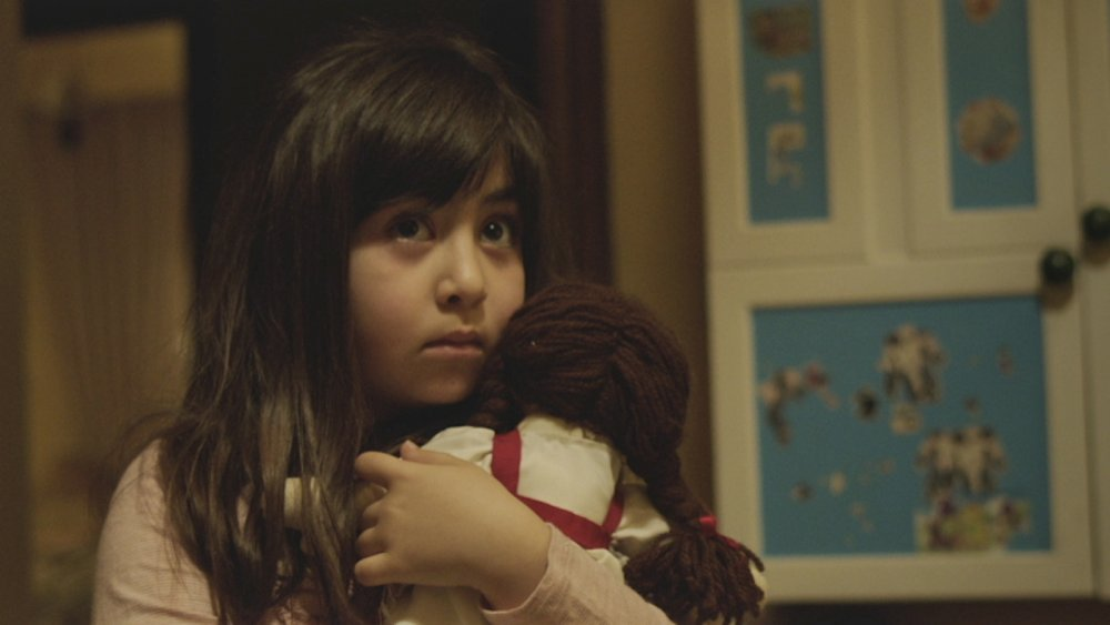 Dorsa In Under the Shadow