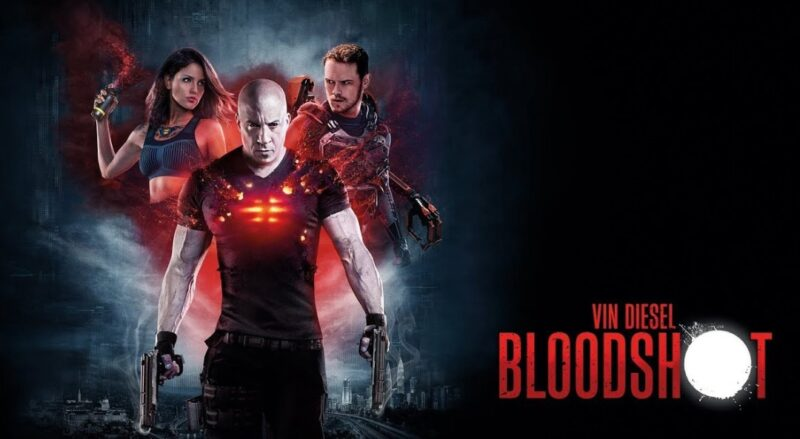 Bloodshot, starring Vin Diesel, is coming to Sky Cinema in October 2020
