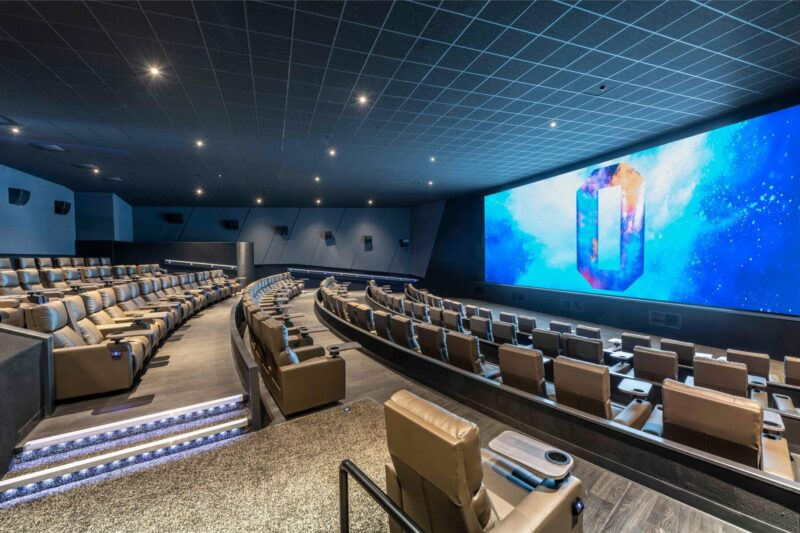 Odeon Luxe Cinema in Hull has new iSense screens