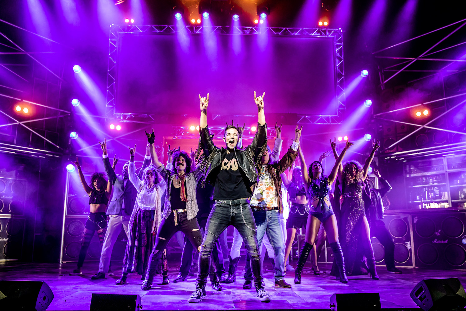 Rock of Ages musical is coming to Hull in 2021