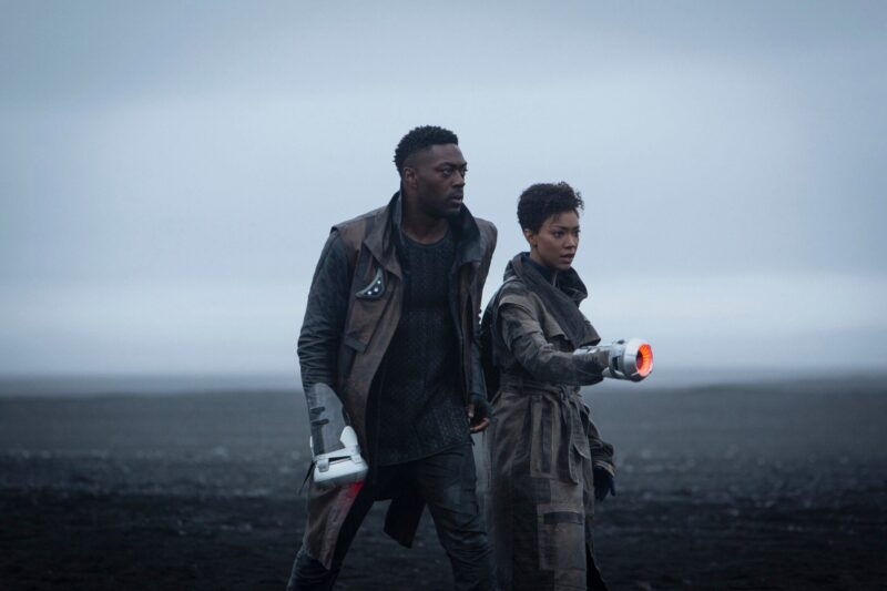 Coming to Netflix UK in October 2020: The third season of Star Trek: Discovery is beaming down to Netflix UK mid October (c) CBS Television Distribution