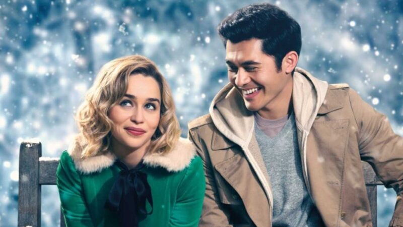 Coming to Sky Cinema Christmas 2020: Festive romcom starring Emilia Clarke (c) Universal Pictures.