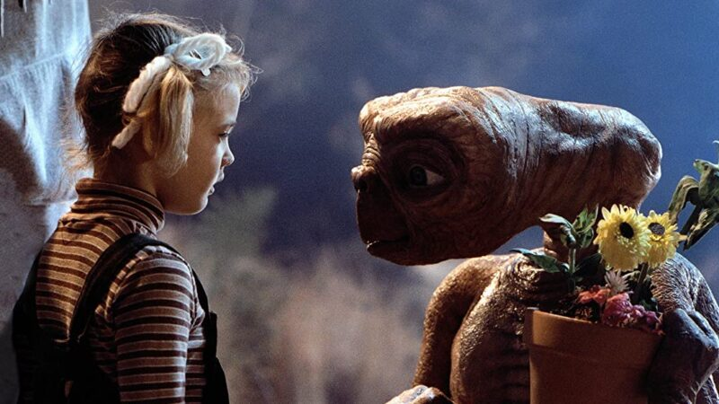 Coming to Sky Cinema Christmas 2020: An absolute classic, ET (c) Universal Pictures.
