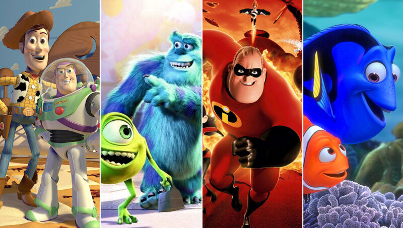 Coming to Disney+ UK November 2020: Ever wanted to get an inside scoop into the people, artistry, and the culture of Pixar Animation Studios? This documentary series of personal and cinematic stories does just that! (c) Disney/Pixar
