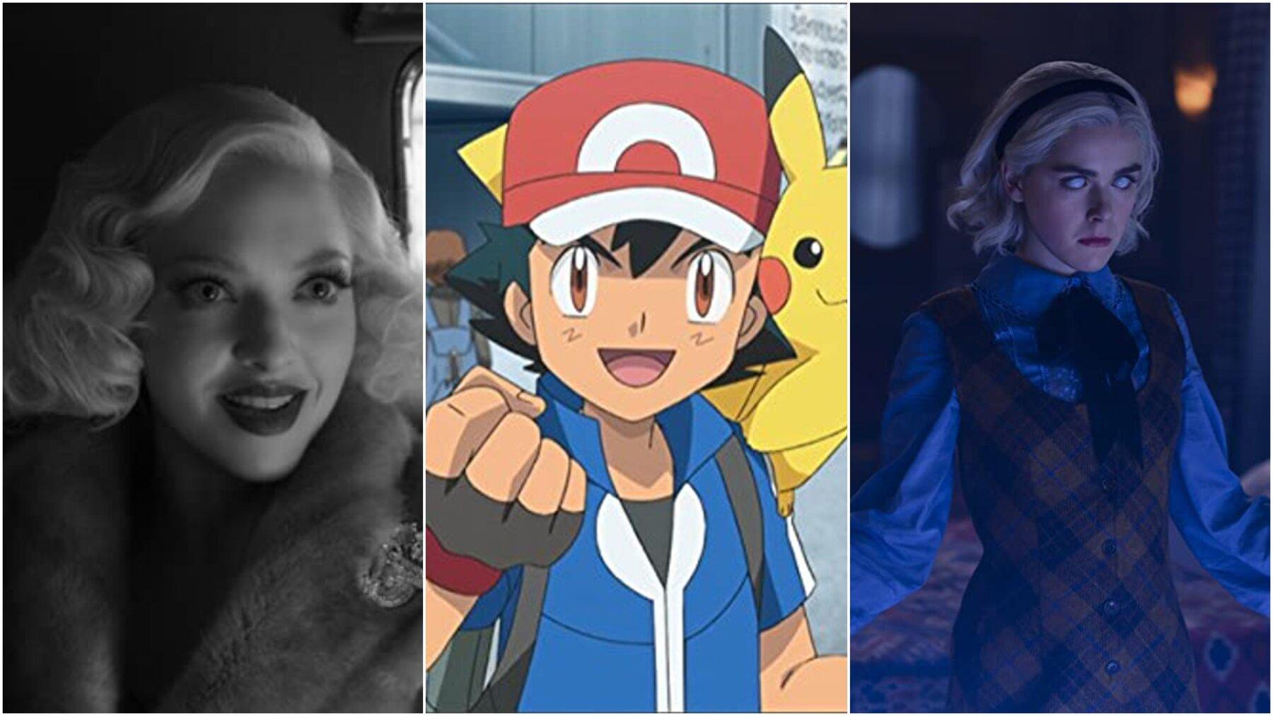 Netflix Christmas 2020 (c) Netflix International Pictures, The Pokémon Company International, & Netflix Streaming Services & Warner Bros. Television Distribution