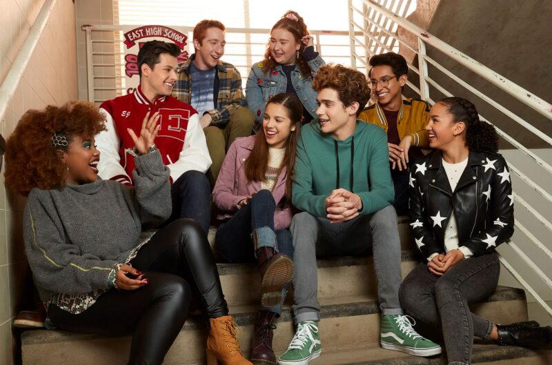 Coming to Dinsey+ Christmas 2020: The High School Musical cast get Christmassy this December (c) Disney+