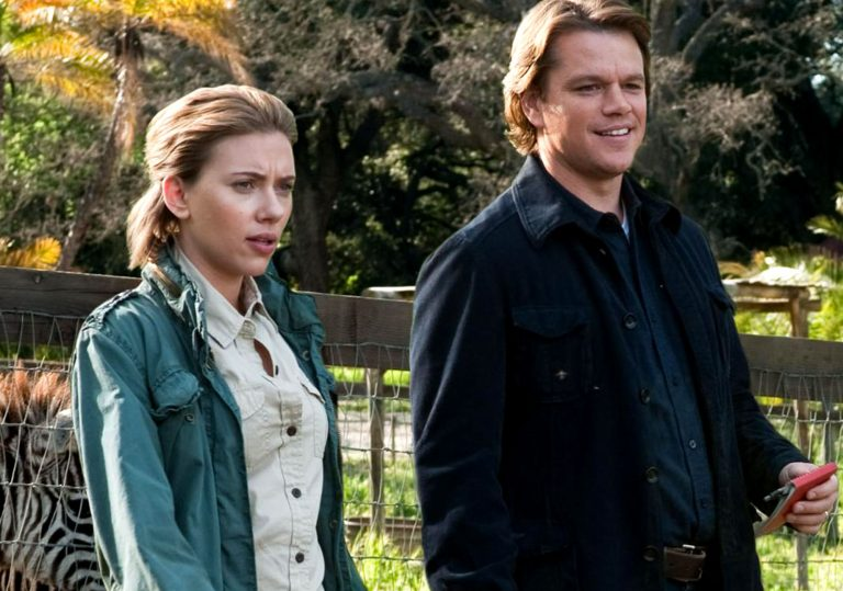 Coming to Disney+ Christmas 2020: We Bought A Zoo starring Matt Damon, Scarlett Johansson, and Elle Fanning.