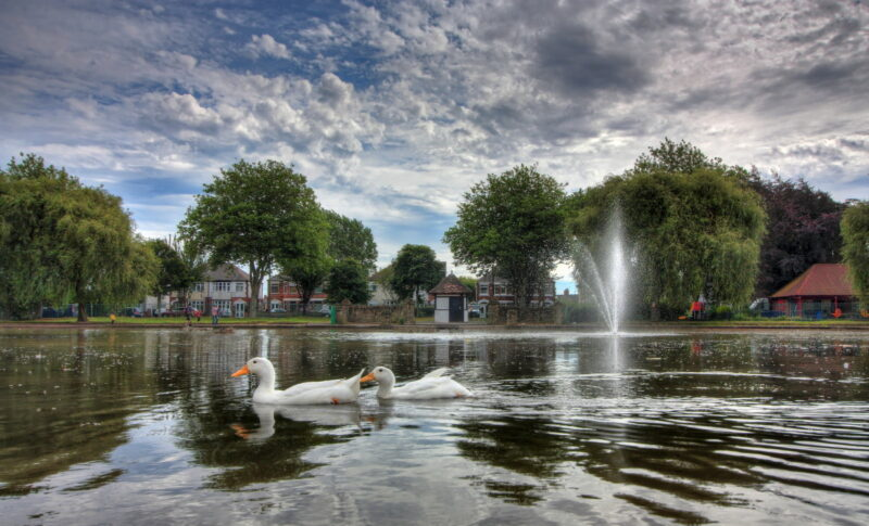 top 10 playgrounds in Hull