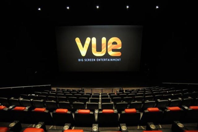Vue Cinema at Princes Quay in Hull has the best viewing experience with fantastic digital screens and Dolby 6.1 surround sound