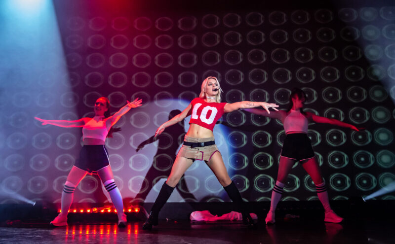 Absolute Britney, tribute to the career of Britney Spears, is coming to Hull's Stage Door venue in July 2021