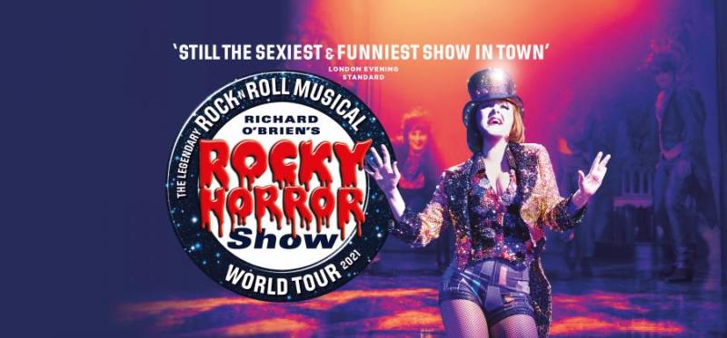 Rocky Horrow Show at Hull New Theatre 2021