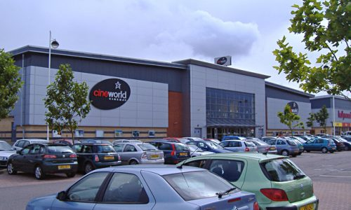 Cineworld Cinema Hull - Geograph