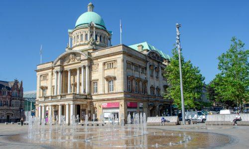 Hull City Hall